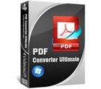 More powerful PDF2TXT tool